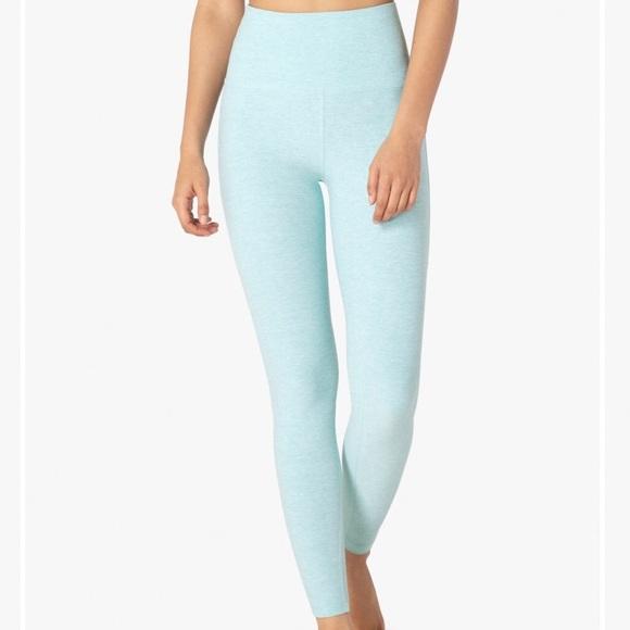 Beyond Yoga Pants - Beyond Yoga Spacedye Crossed High Waisted Midi